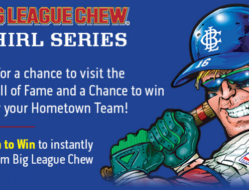 Big League Chew and Little League Prizes