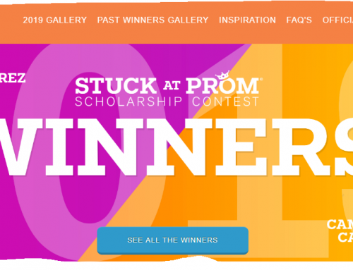 Duck Brand Annual Stuck at Prom Contest