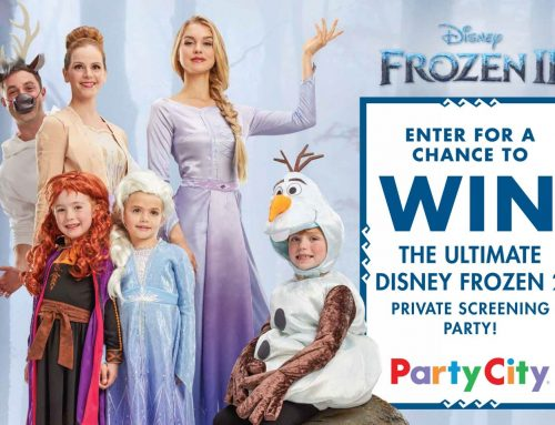 "Join Elsa and Olaf for a Private ""Frozen II"" Screening"